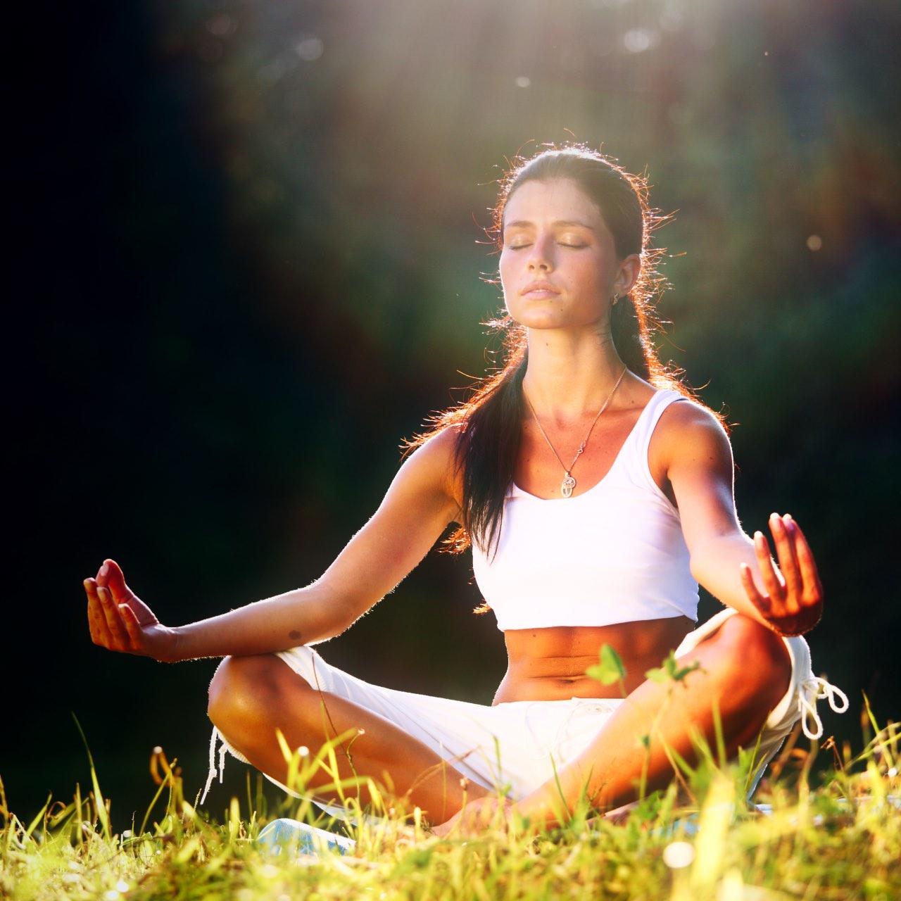 Meditation Outdoors